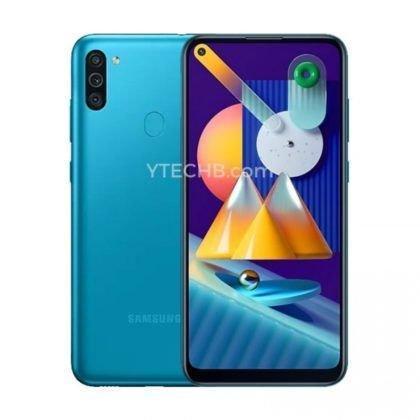 В Сеть просочились рендеры и характеристики смартфона Samsung Galaxy M11 (samsung galaxy m11 blue 420x420 1)