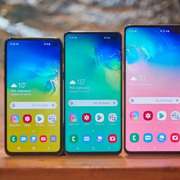 Samsung Galaxy А40, А50 и А7 получат Android 10 (samsung galaxy s10 hoyle 17 large large scaled 1)