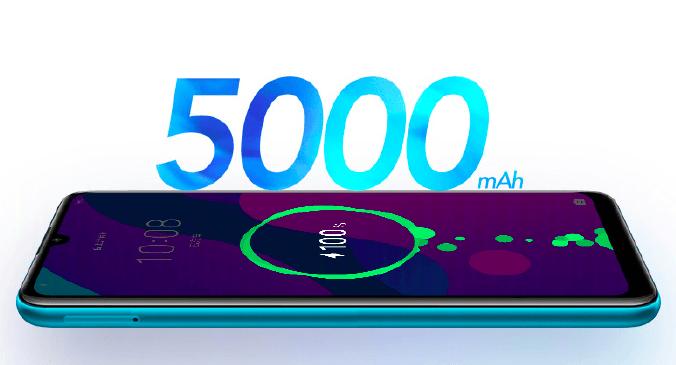 Honor 9A 5000mAh аккумулятор