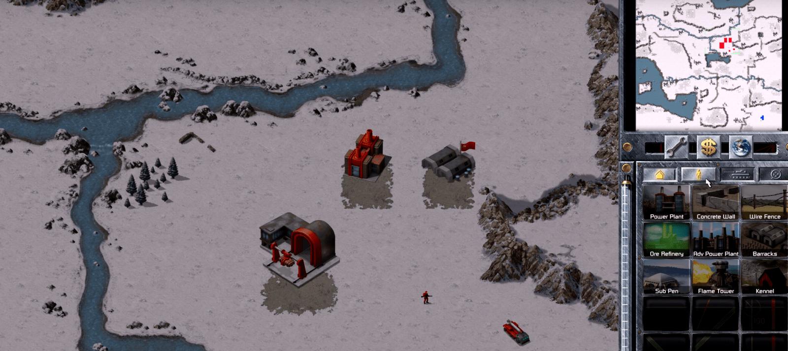 Command & Conquer Remastered Collection выйдет уже 5 июня 2020 года (screenshot from 2020 03 10 19 39 05)