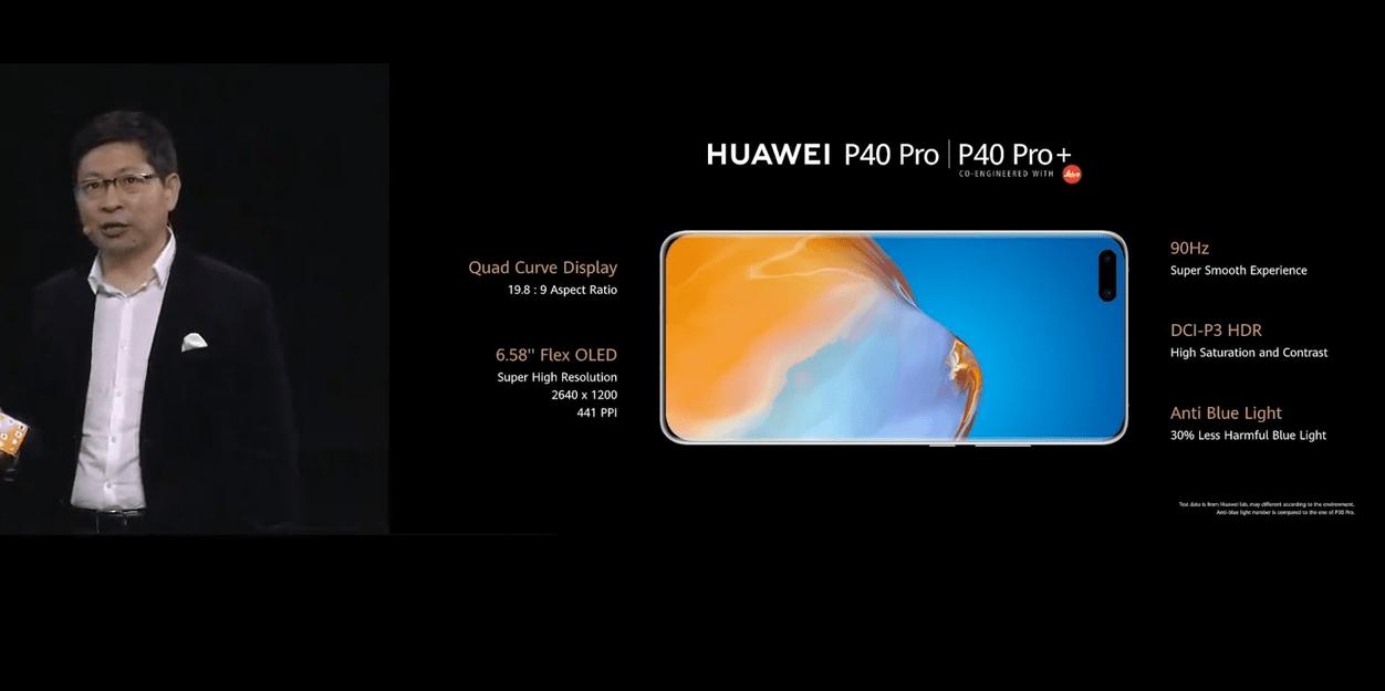 Huawei представила флагманы P40, P40 Pro и P40 Pro+, все подробности (snimok 2)