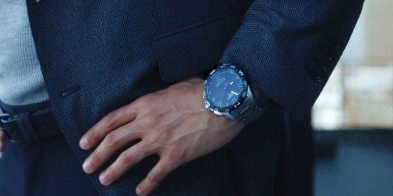 Швейцарский бренд Swatch представил умные часы Tissot T-Touch Connect Solar (tissot t touch connect solar smartwatch 1)