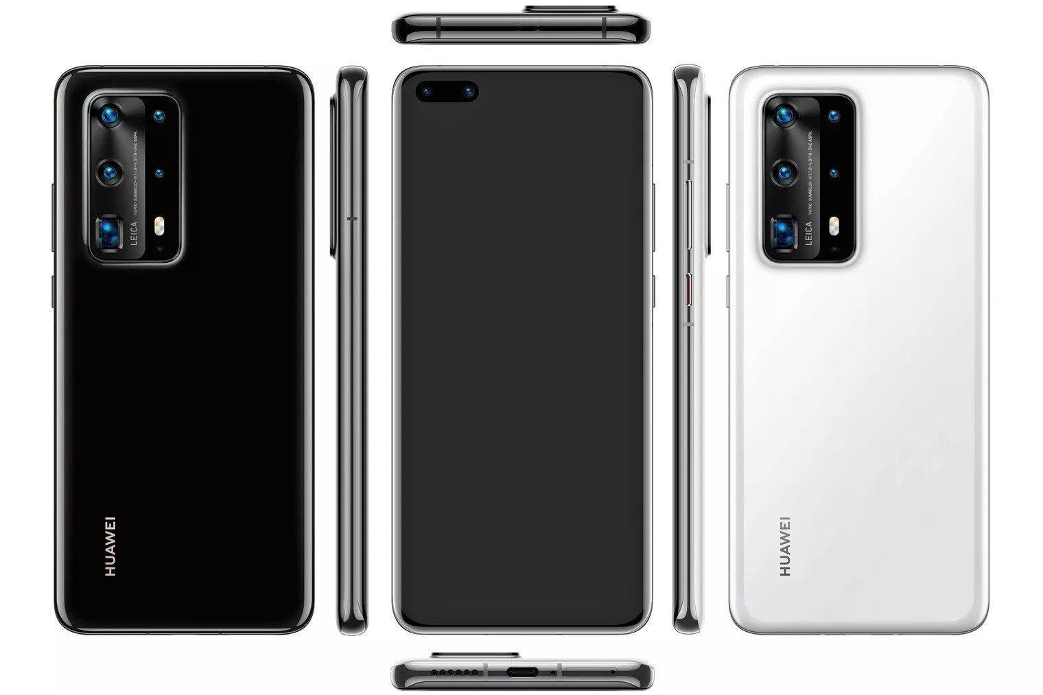Раскрыта стоимость смартфонов Huawei P40 и P40 Pro ()