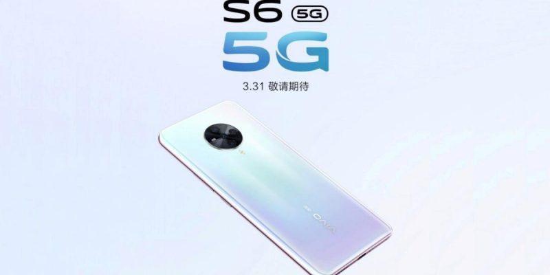 Компания Vivo представила смартфон Vivo S6 5G (vivo s6 5g prime immagini ufficiali 1)