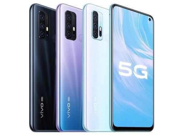 Vivo прогнозирует, что 5G смартфоны упадут в цене (vivo z6 5g)