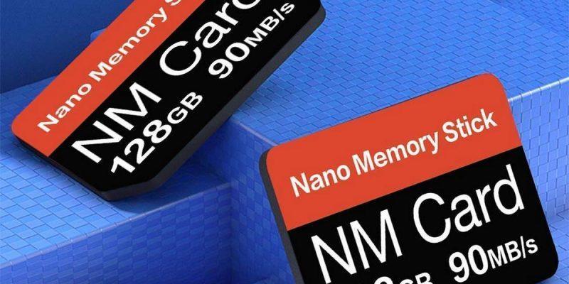Lexar представила NM Card для смартфонов Huawei (wide pic)
