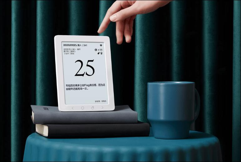 Умный календарь здоровья Xiaomi