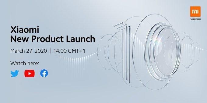 Xiaomi Mi 10 Global Launch