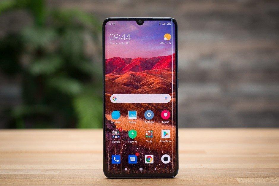 Xiaomi представят облегчённые версии Mi Note 10 (xiaomi mi note 10 1)