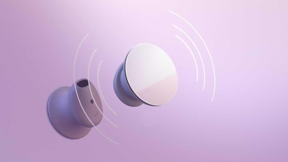 6 мая поступят в продажу наушники Microsoft Earbuds (1 2 1)