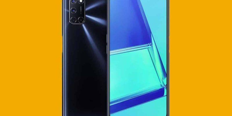 Oppo представила смартфон Oppo A52 (1 2)