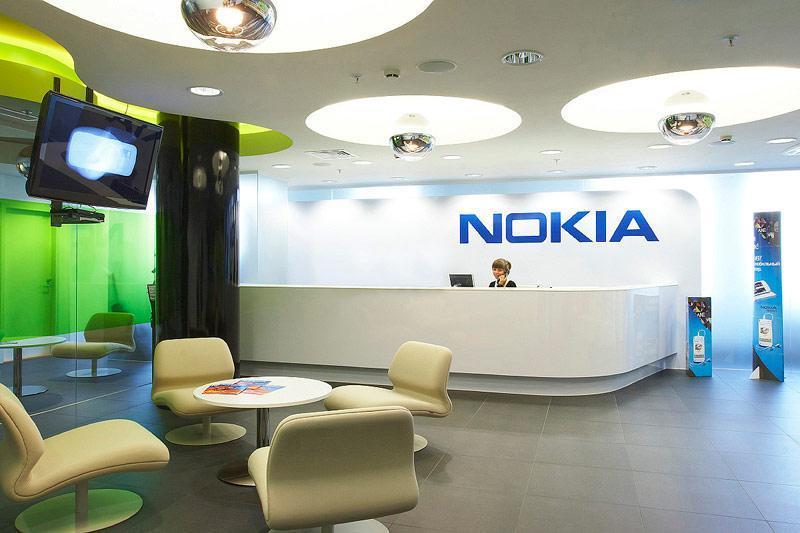 Nokia недавно объявила в своем отчёте о прибыли за первый квартал 2020 года (140674768320100417020500 b)