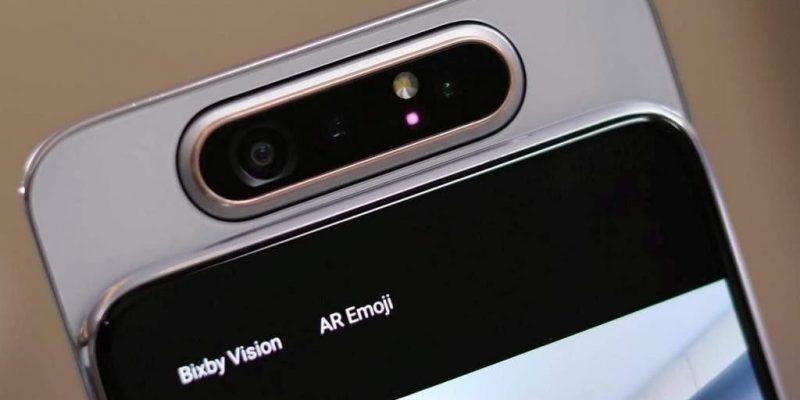 Samsung работает над своим первым телефоном с выдвижной фронтальной камерой (1556390725 obzor smartfona samsung a80 2019)