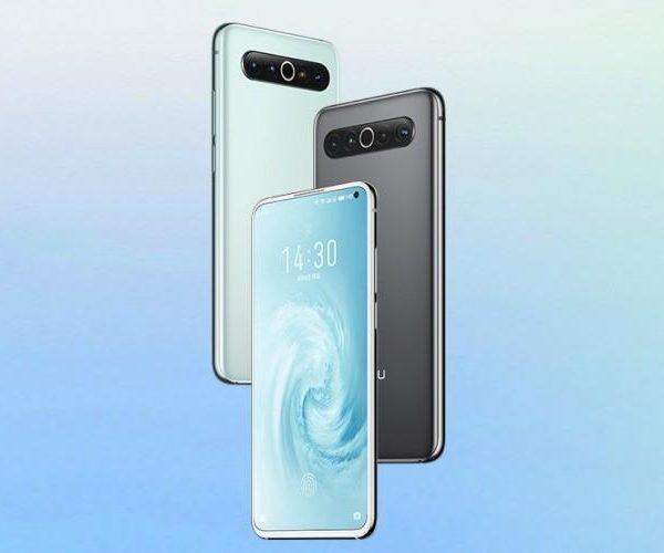 Наряду с Meizu 17, производитель представит смартфон Meizu 17T (17t)