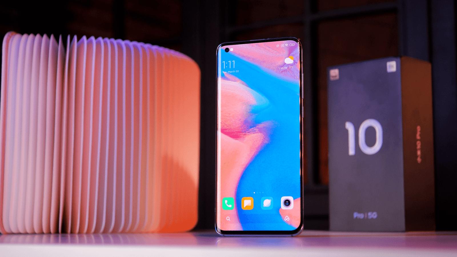Xiaomi продали более одного миллиона единиц смартфонов Mi 10, несмотря на глобальную пандемию ()