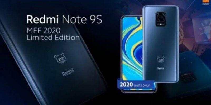 Xiaomi объявляет о выпуске специального издания Redmi Note 9S, приуроченного к 10-летию компании (20200324151847)