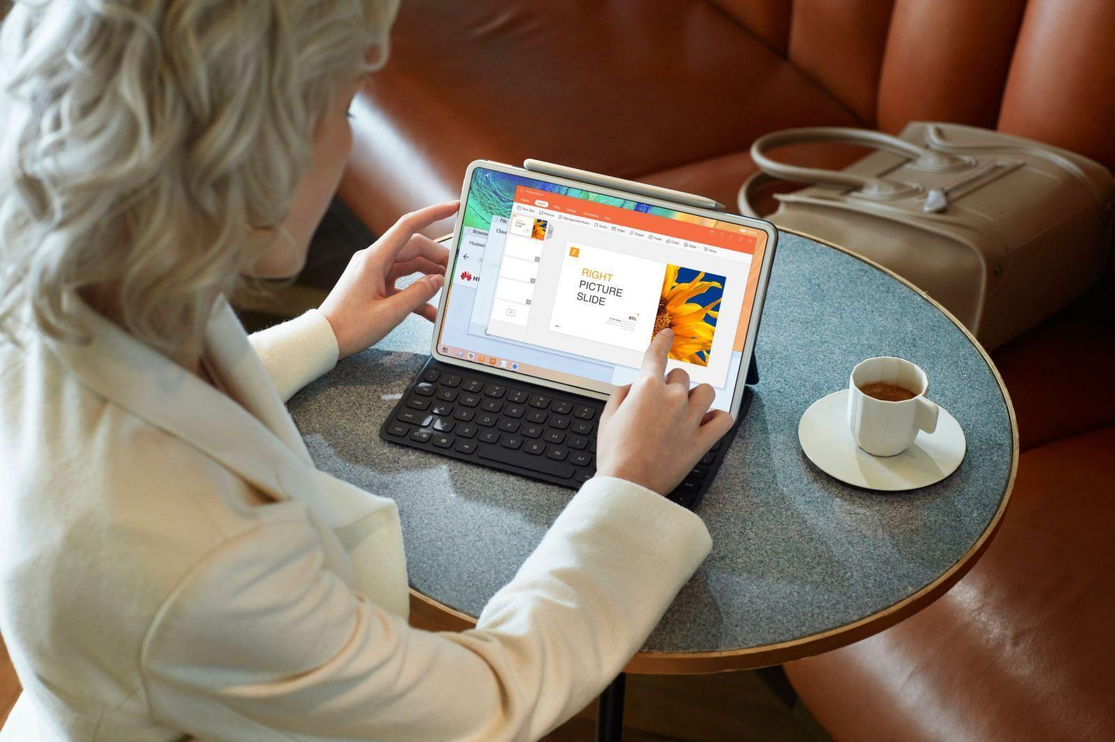 HUAWEI запустил предзаказ на планшет HUAWEI MatePad Pro в России (3 copy scaled)