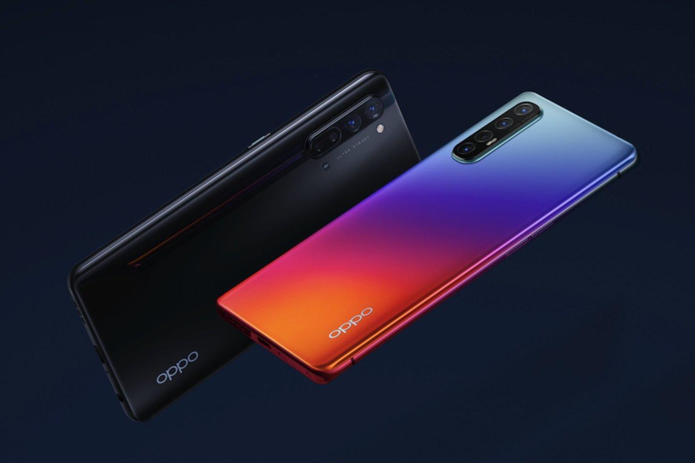 Oppo представила смартфон Oppo Reno 3 (330e imfiehq8500518)