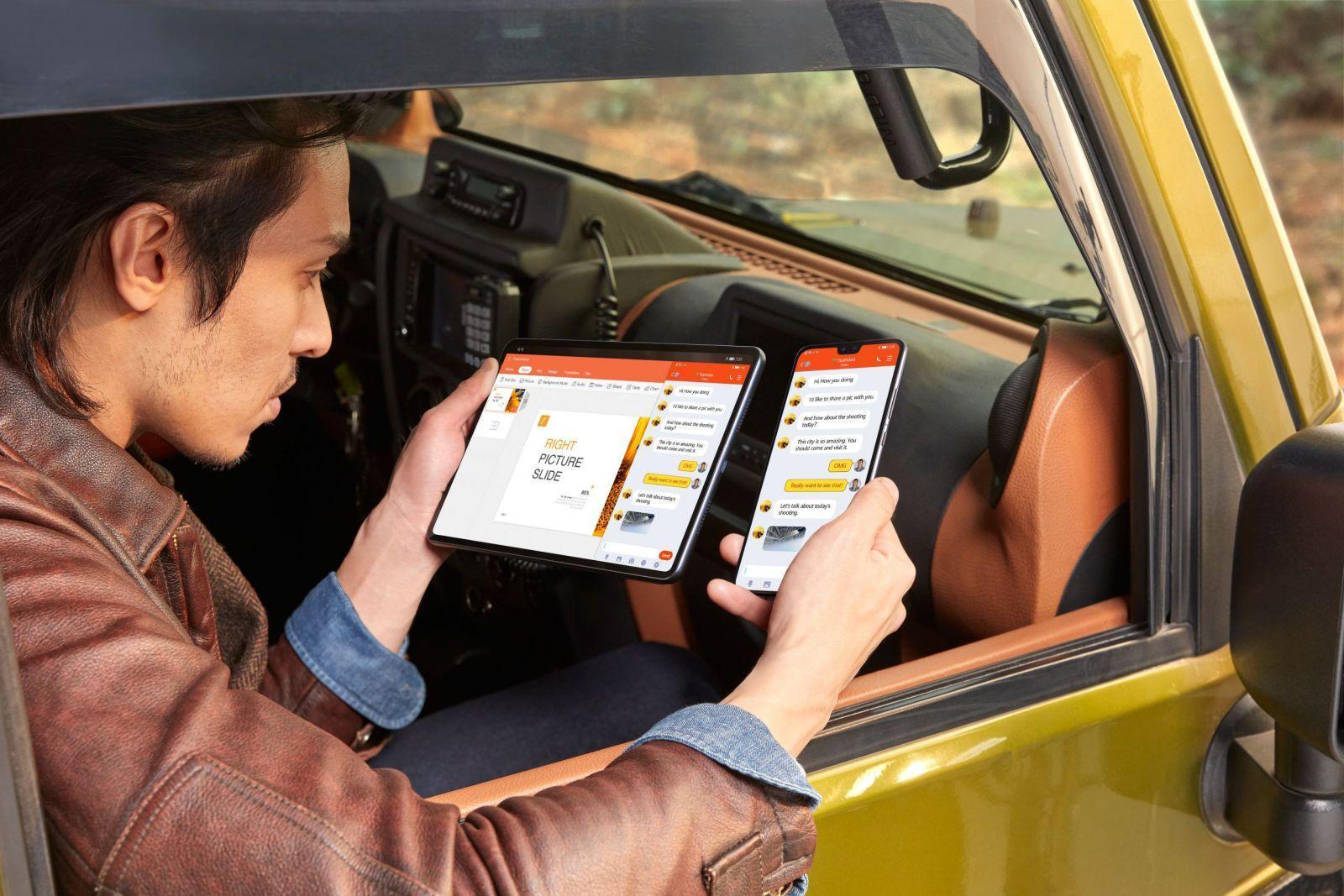 HUAWEI запустил предзаказ на планшет HUAWEI MatePad Pro в России (5 2 scaled)