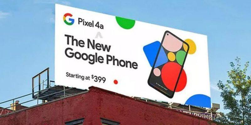 Продажи Google Pixel 4a могут начаться 22 мая (5e69d9937152d820404892e7)