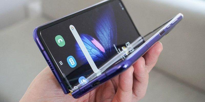 Складные смартфоны Samsung могут стать дешевле (651ad0d6f6c218948f11bdd59c4475f1)
