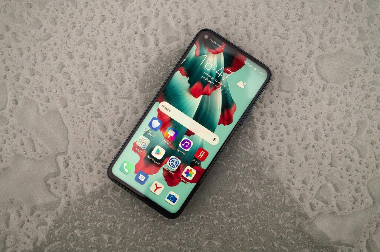 В интернете появился рендеринг телефона Honor 10X Pro (6535ced09591eabada8c4dfae3d0d2bd4299b3e5)