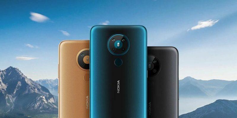 У Nokia 9.3 PureView будет дисплей 120 Гц (6dac3289 nokia 5 3)