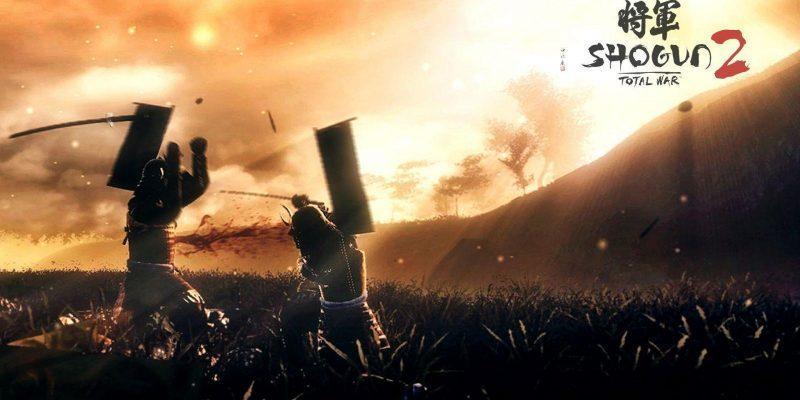 В конце апреля начнётся раздача игры Total War: Shogun 2 (6kqgef)