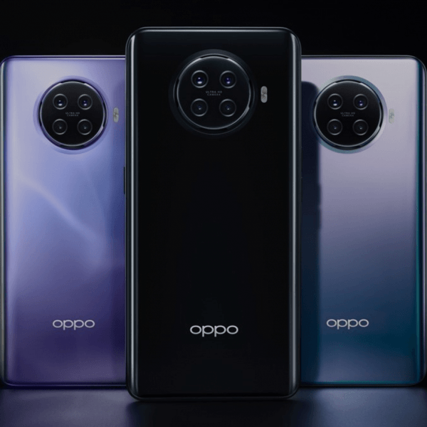 Компания OPPO представила смартфон OPPO Reno Ace2 5G (Newly announced 5G Oppo Ace2 features 40 watt wireless charging and 12 GB of RAM)