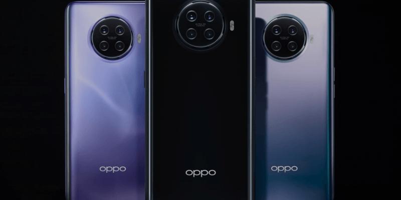 Компания OPPO представила смартфон OPPO Reno Ace2 5G (Newly announced 5G Oppo Ace2 features 40 watt wireless charging and 12 GB of RAM)