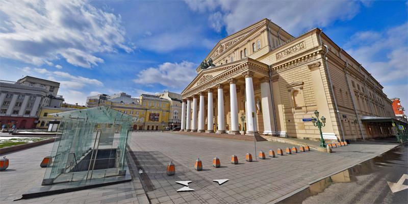 В Яндекс.Картах появились панорамы Москвы во время самоизоляции (a2)