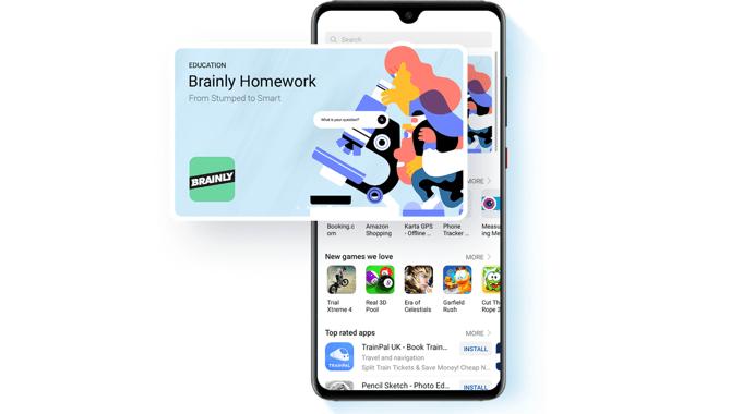 Huawei подписывает контракт с Hungama, чтобы представить свои приложения на AppGallery (app gallery 1)