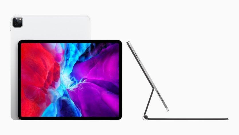 iPhone 12 будет очень похож на iPad Pro (apple new ipad pro 03182020)
