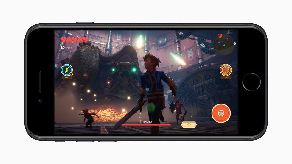Все подробности о новом Apple iPhone SE (apple new iphone se apple arcade screen 04152020 big.jpg.large)