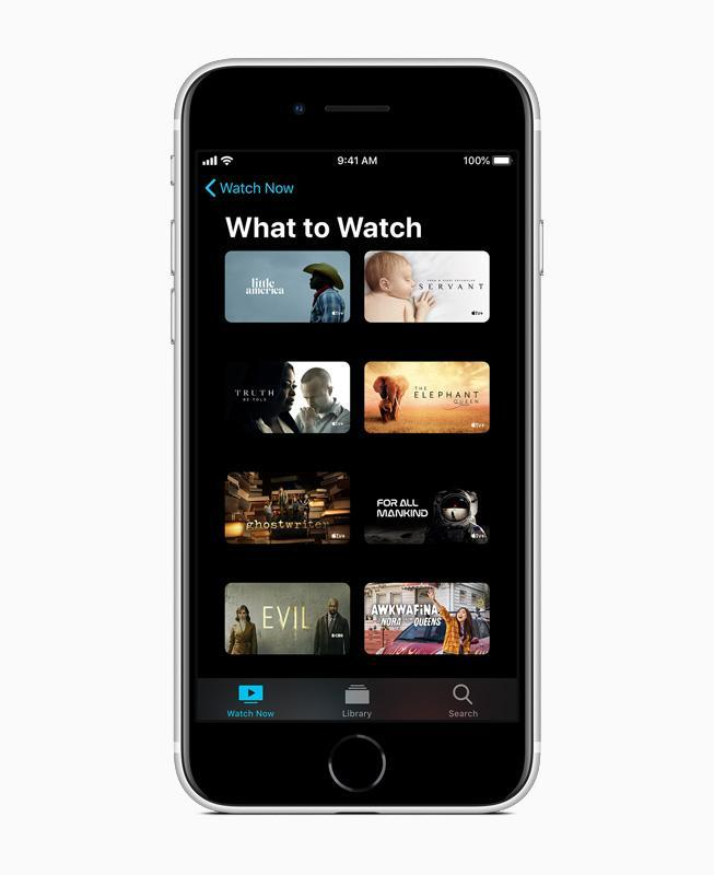 Все подробности о новом Apple iPhone SE (apple new iphone se apple tv screen 04152020 carousel.jpg.large)