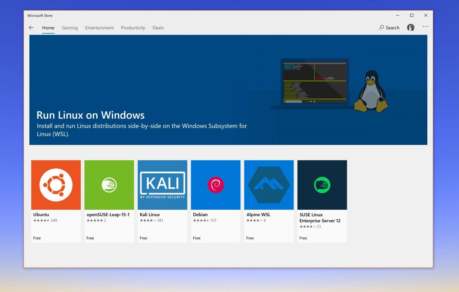 Microsoft готовит обновление для Windows 10 (canonical loves windows 10 ubuntu maker wants to lead microsoft s wsl 528497 2 scaled 1)