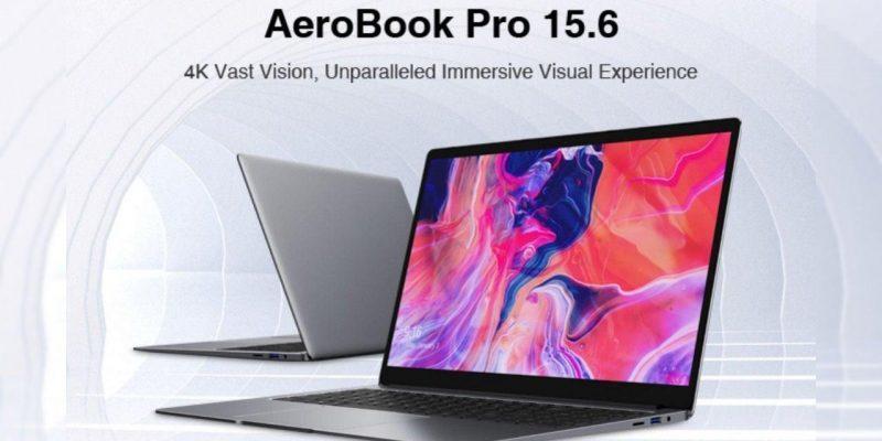 Бренд Chuwi анонсировал новый игровой ноутбук AeroBook Pro 15.6 (chuwi aerobook pro 15 6 indiegogo 01)