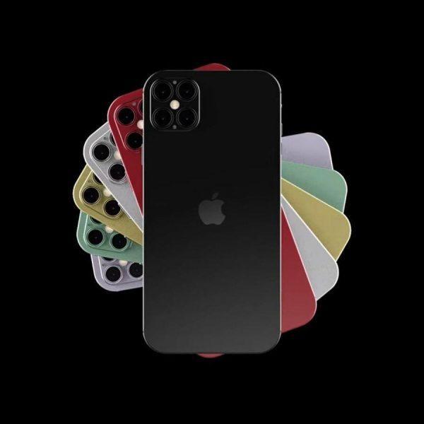 iPhone 12 будет дешевле, чем iPhone 11 в прошлом году (ciekawa koncepcyjna wizja iphone a 12 pro na filmie)