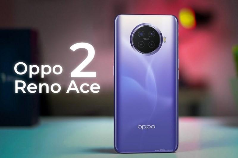 Компания OPPO представила смартфон OPPO Reno Ace2 5G (cr org oppo ace 2 5g 5050)