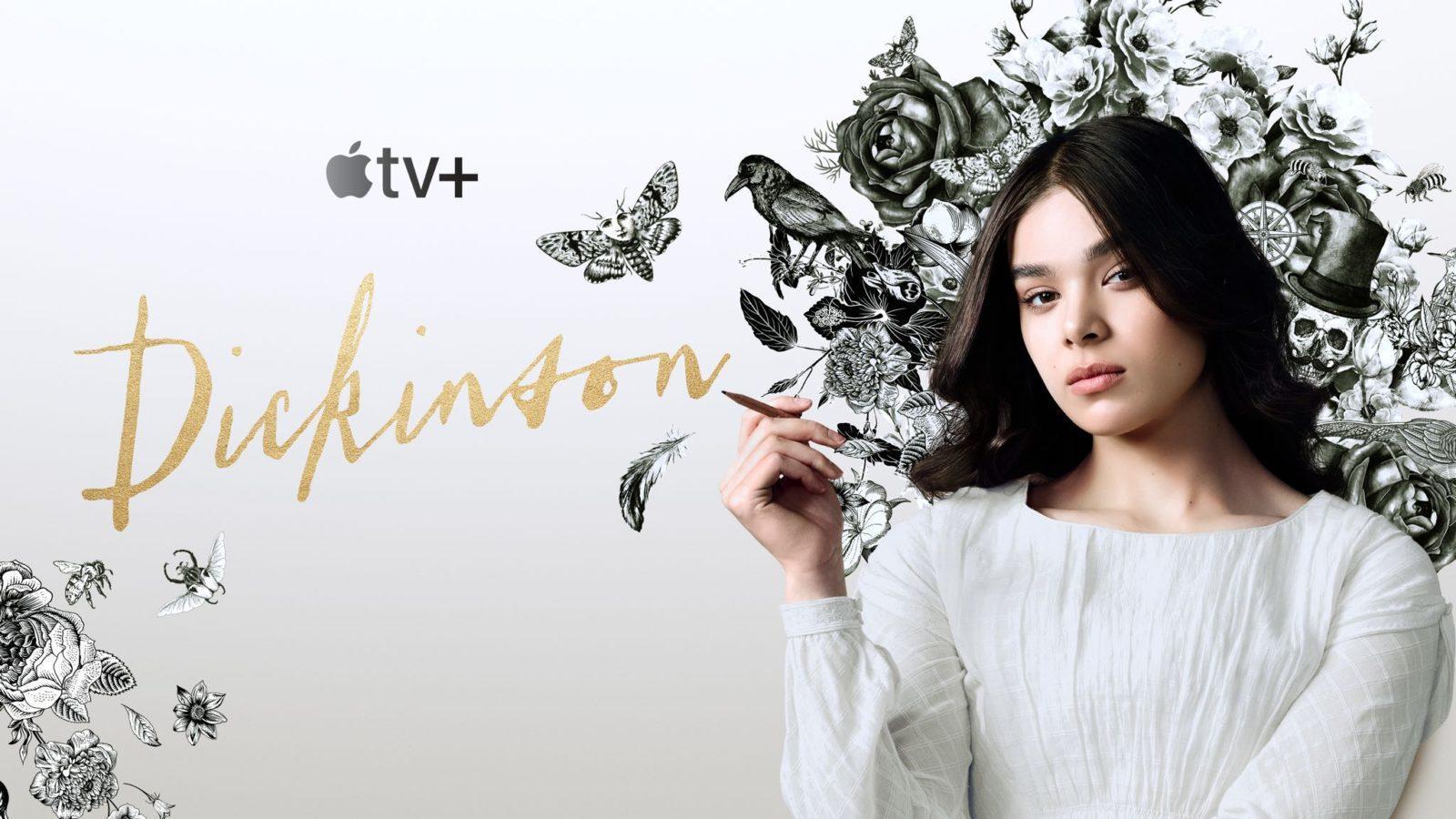 Что посмотреть в Apple TV + (dikinson)