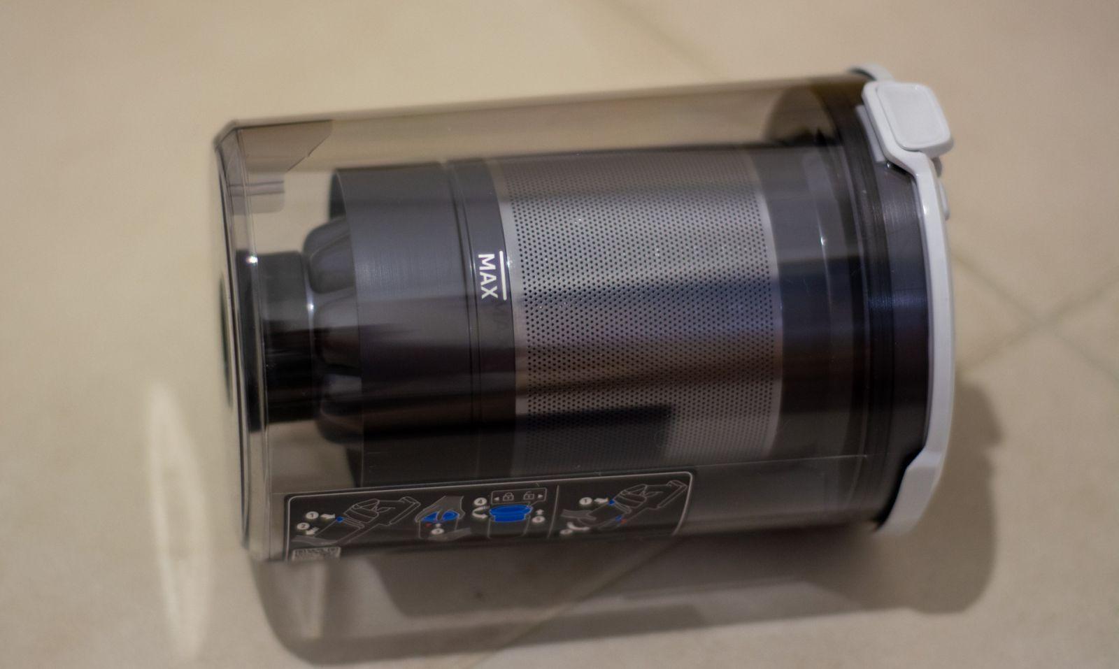 Обзор пылесоса Samsung Jet Light VS90E. Идеальная чистота (dsc 8155)