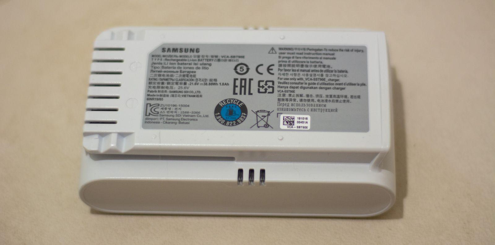 Обзор пылесоса Samsung Jet Light VS90E. Идеальная чистота (dsc 8168)