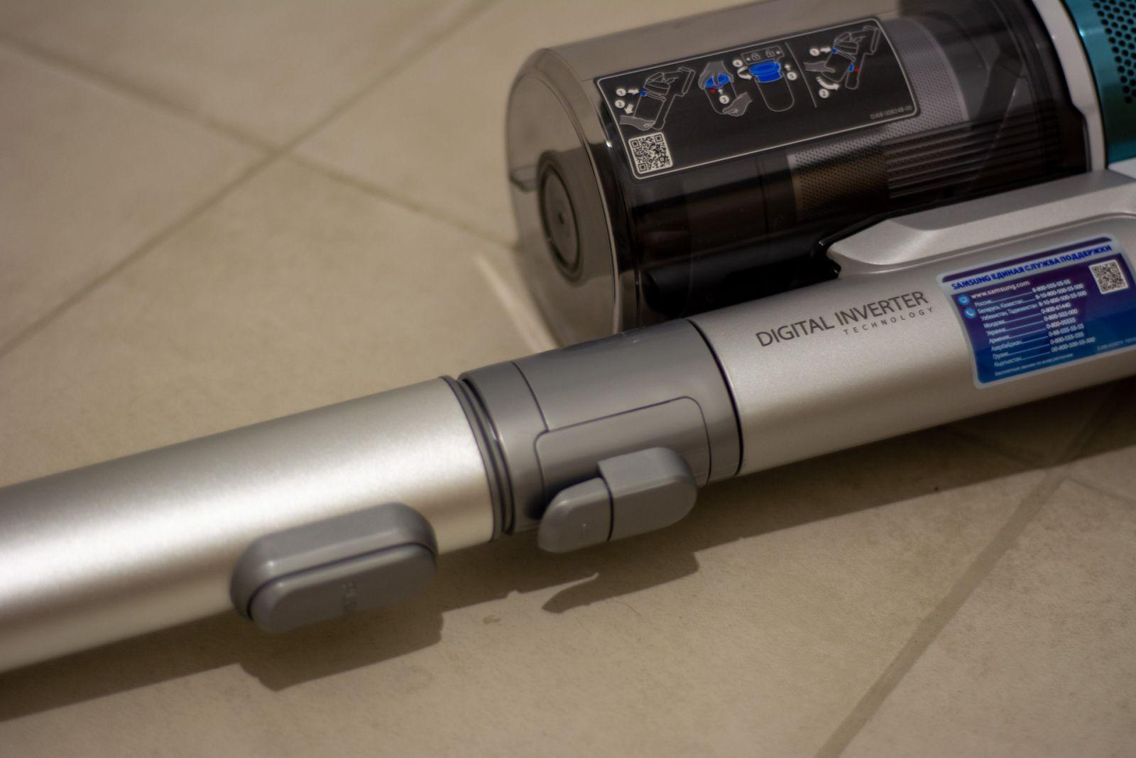 Обзор пылесоса Samsung Jet Light VS90E. Идеальная чистота (dsc 8235 1)
