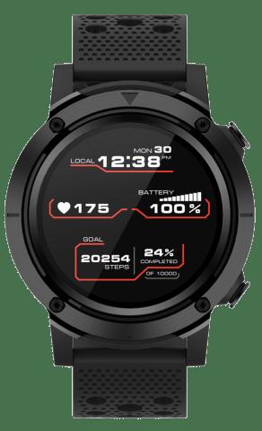Canyon выпустила смарт-часы Wasabi с временем автономной работы 30 дней ()