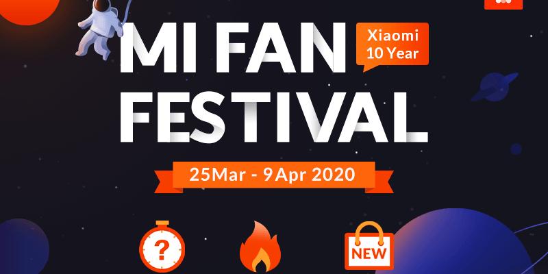 Xiaomi представит 22 новых продукта на фестивале Mi Fan (euf uriu0aamo)