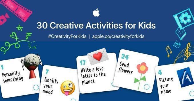 Apple создаст обучающую программу для детей на iPad ()