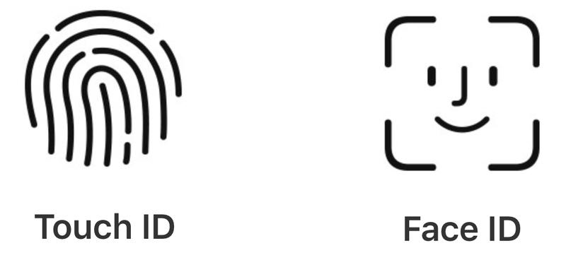 iPhone SE и iPhone XR: сравнение возможностей (face id vs touch id icons)