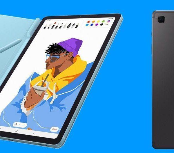 Компания Samsung представила планшет Galaxy Tab S6 Lite (gsmarena 000 4)