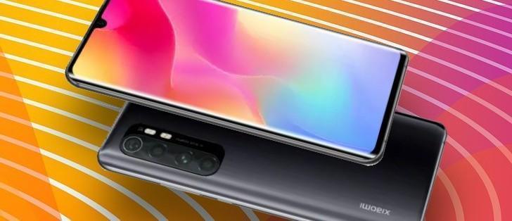 Рассекречены характеристики и цена Xiaomi Mi Note 10 Lite (gsmarena 0000)
