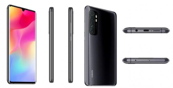 Рассекречены характеристики и цена Xiaomi Mi Note 10 Lite (gsmarena 001 7)